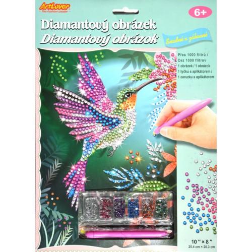 Diamantový kolibrík