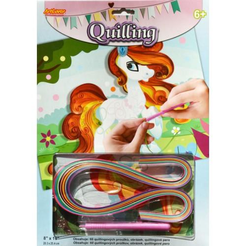 Quilling - Koník