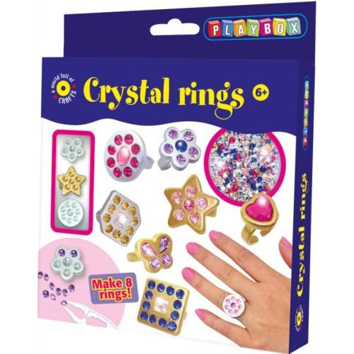 Prstene s kamienkami