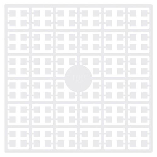 100 pixel štvorec biela
