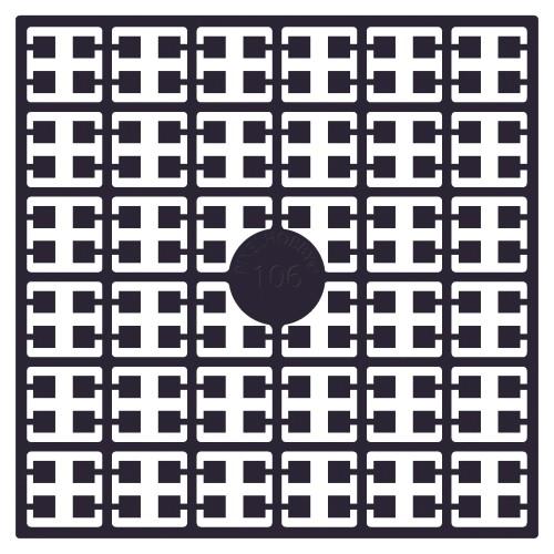 106 pixel štvorec