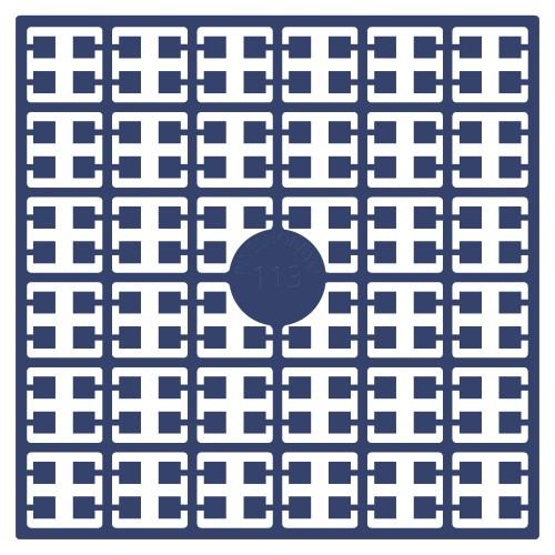 113 pixel štvorec