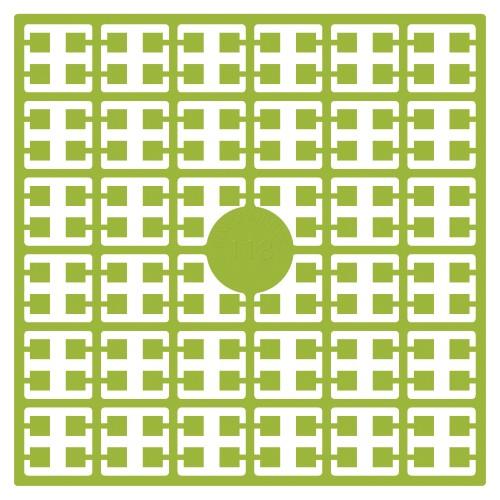 118 pixel štvorec