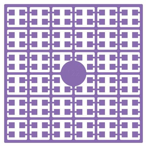 122 pixel štvorec