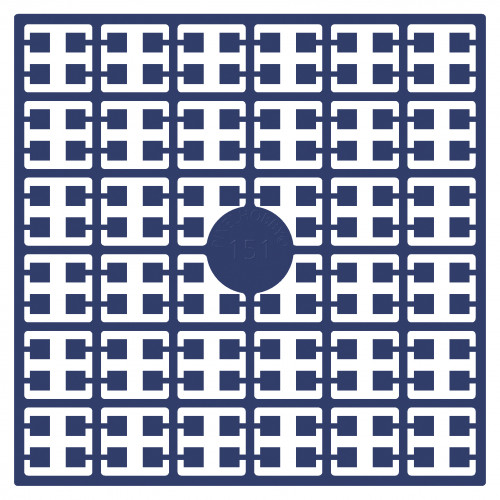 151 pixel štvorec