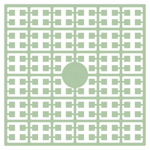 163 pixel štvorec