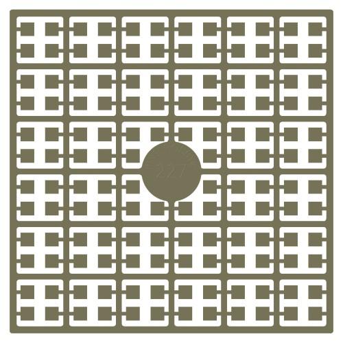 227 pixel štvorec