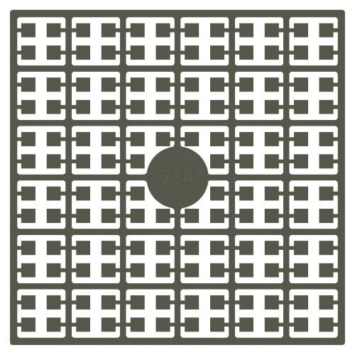 234 pixel štvorec