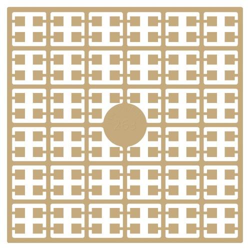263 pixel štvorec