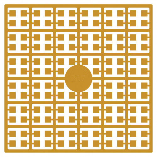 267 pixel štvorec