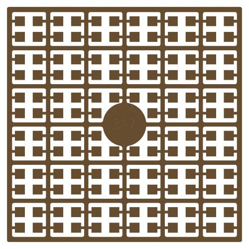 317 pixel štvorec