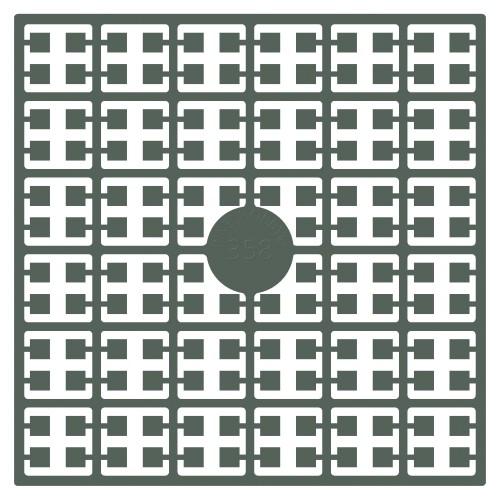 358 pixel štvorec