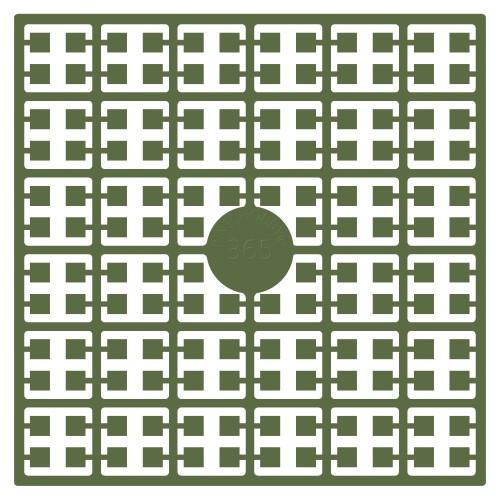365 pixel štvorec