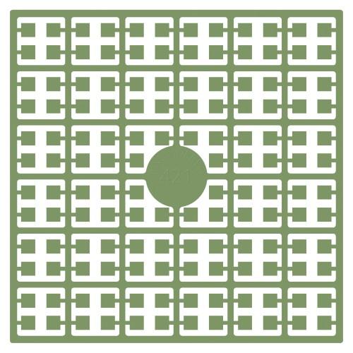 421 pixel štvorec