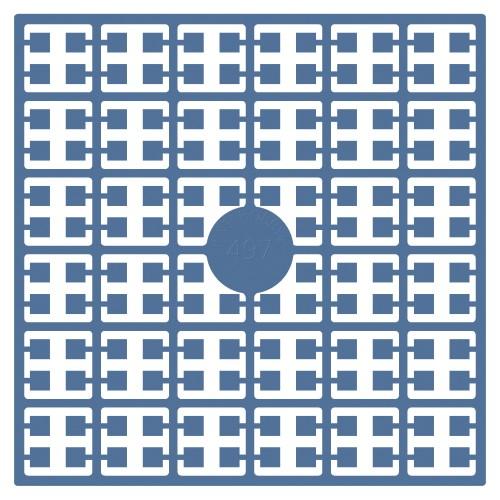 497 pixel štvorec