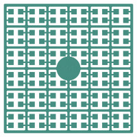 501 pixel štvorec