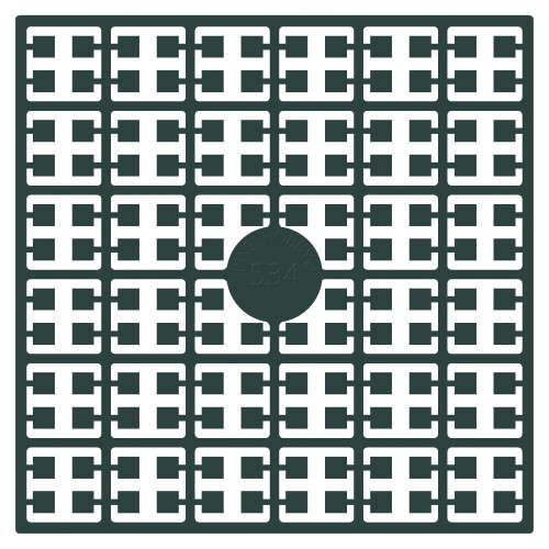 534 pixel štvorec