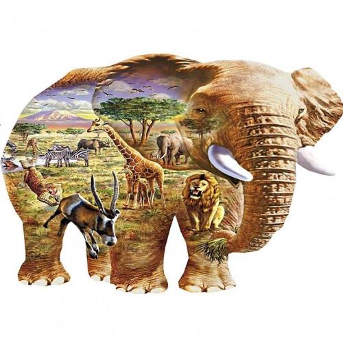 Slon savana